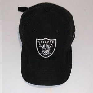 Raiders football Cap
